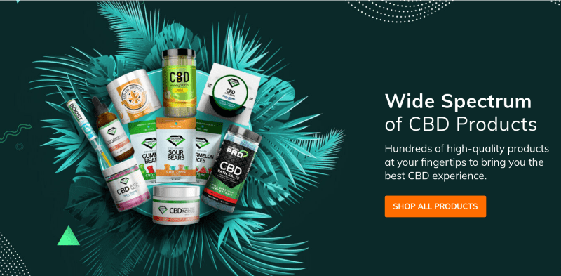 shopping for CBD products?